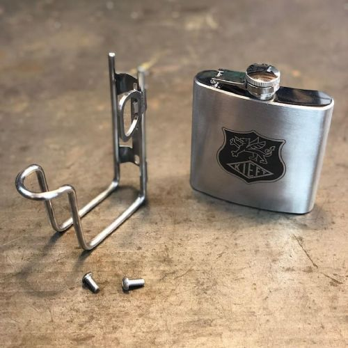 Kieft Racing Hip Flask Cage